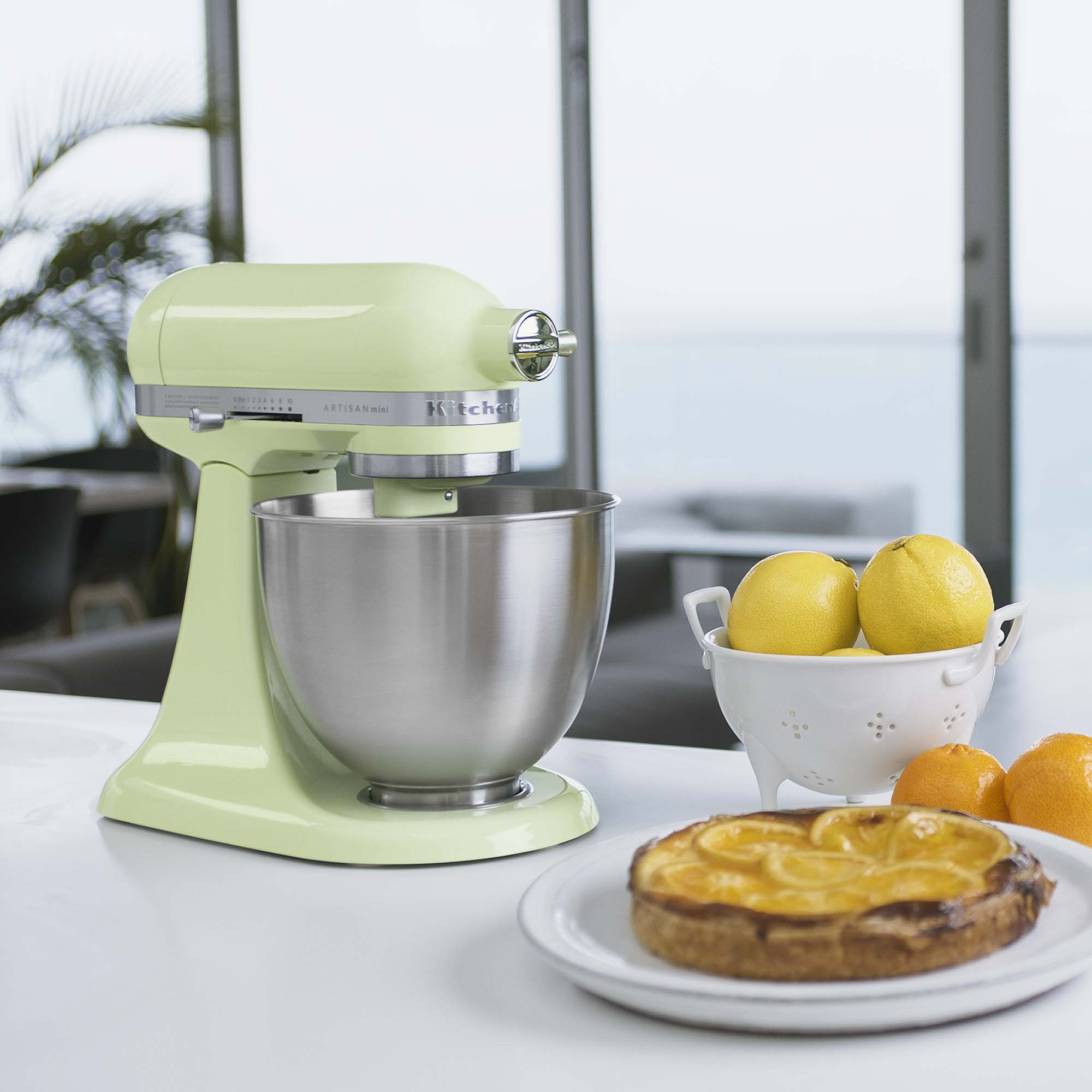 KitchenAid-Refurbished-Artisan-Mini-3-5-Quart-Tilt-Head-Stand-Mixer-RKSM33XX thumbnail 18