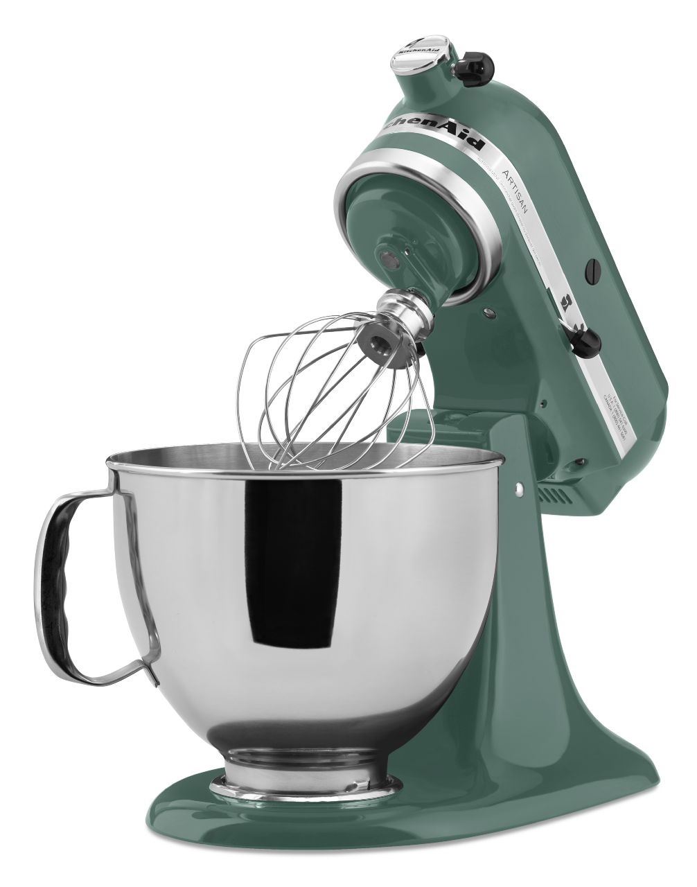 KitchenAid-Refurbished-Artisan-Series-5-Quart-Tilt-Head-Stand-Mixer-RRK150 thumbnail 10