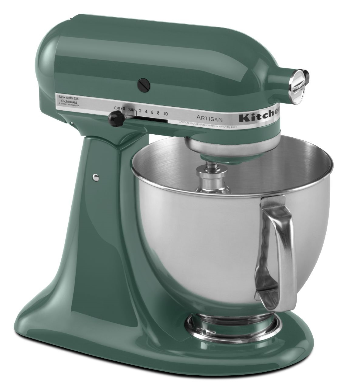 KitchenAid-Refurbished-Artisan-Series-5-Quart-Tilt-Head-Stand-Mixer-RRK150 thumbnail 11