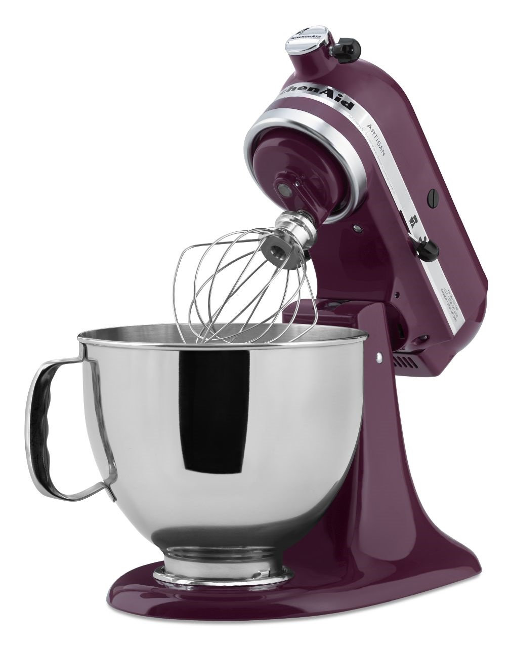 KitchenAid-Refurbished-Artisan-Series-5-Quart-Tilt-Head-Stand-Mixer-RRK150 thumbnail 25