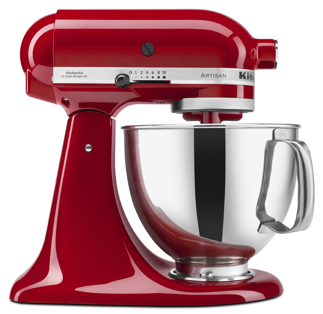 KitchenAid-Refurbished-Artisan-Series-5-Quart-Tilt-Head-Stand-Mixer-RRK150 thumbnail 49