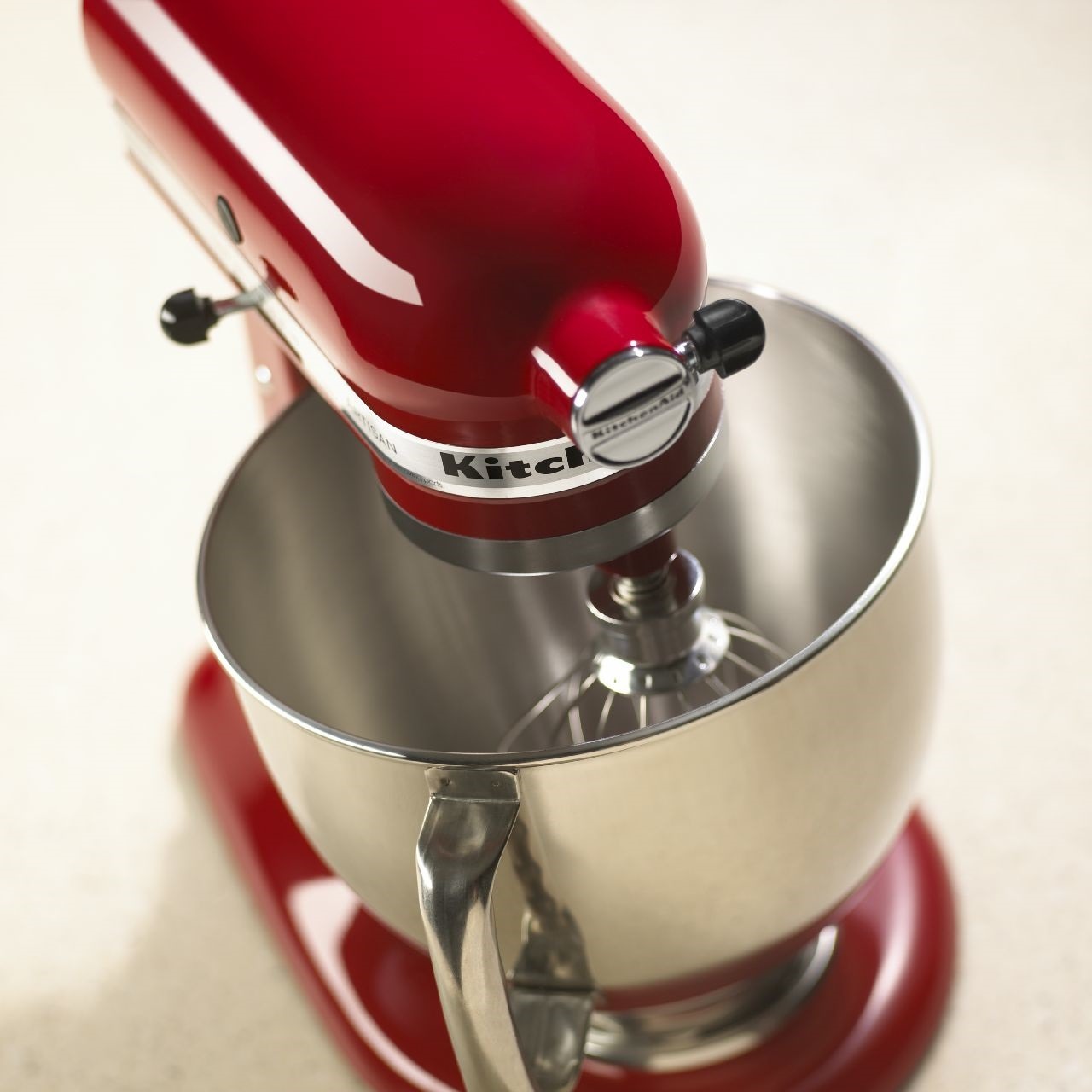 KitchenAid® Refurbished Artisan® Series 5 Quart Tilt-Head Stand Mixer, RRK150