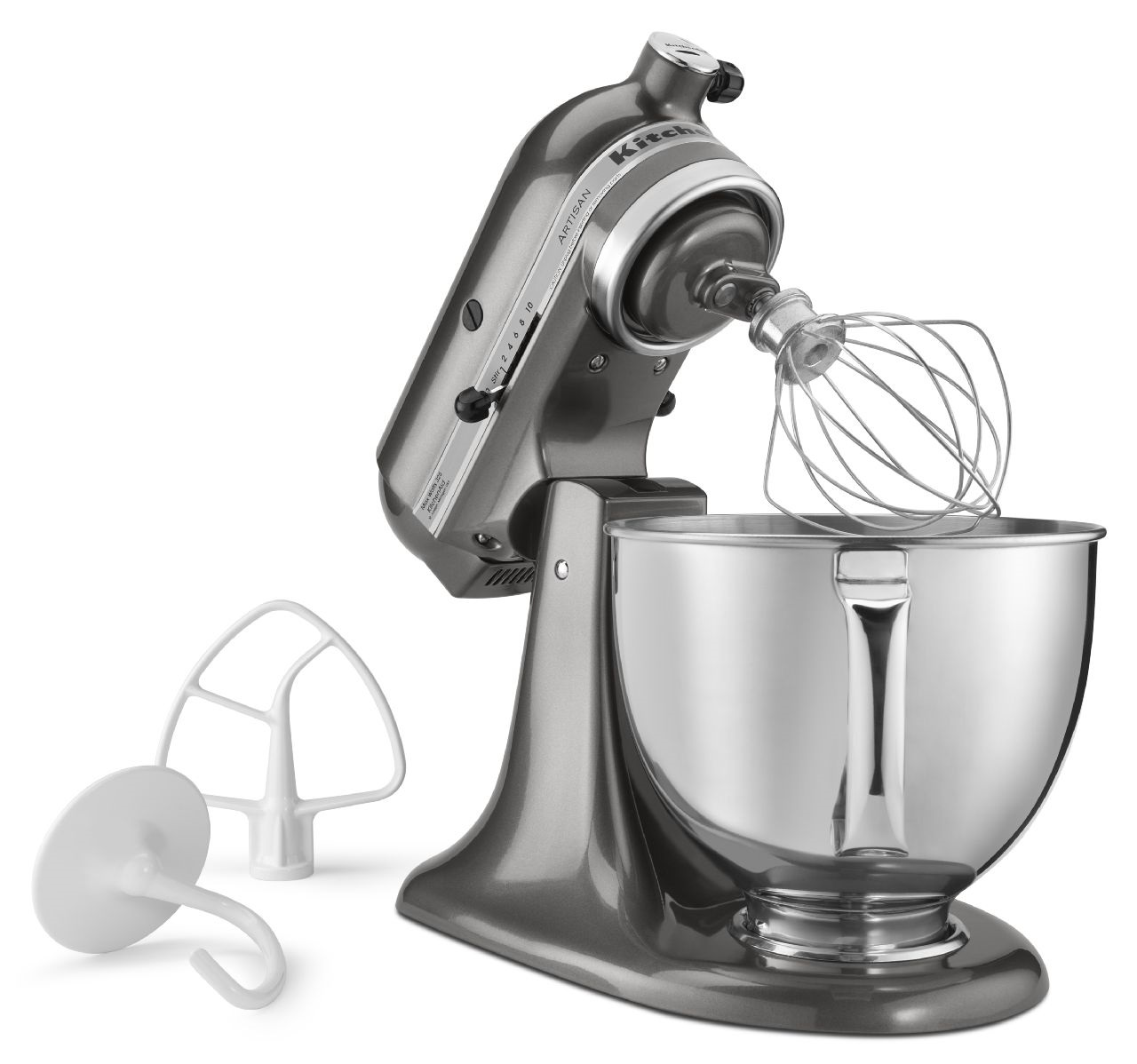 KitchenAid-Refurbished-Artisan-Series-5-Quart-Tilt-Head-Stand-Mixer-RRK150 thumbnail 62
