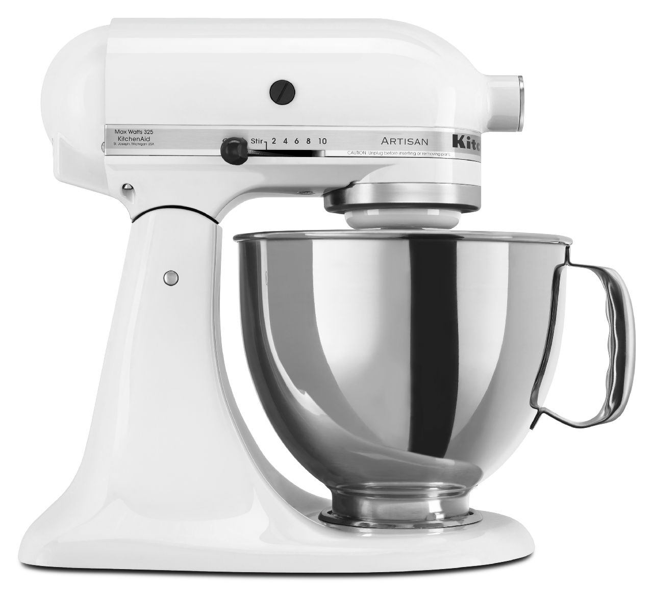 KitchenAid-Refurbished-Artisan-Series-5-Quart-Tilt-Head-Stand-Mixer-RRK150 thumbnail 91