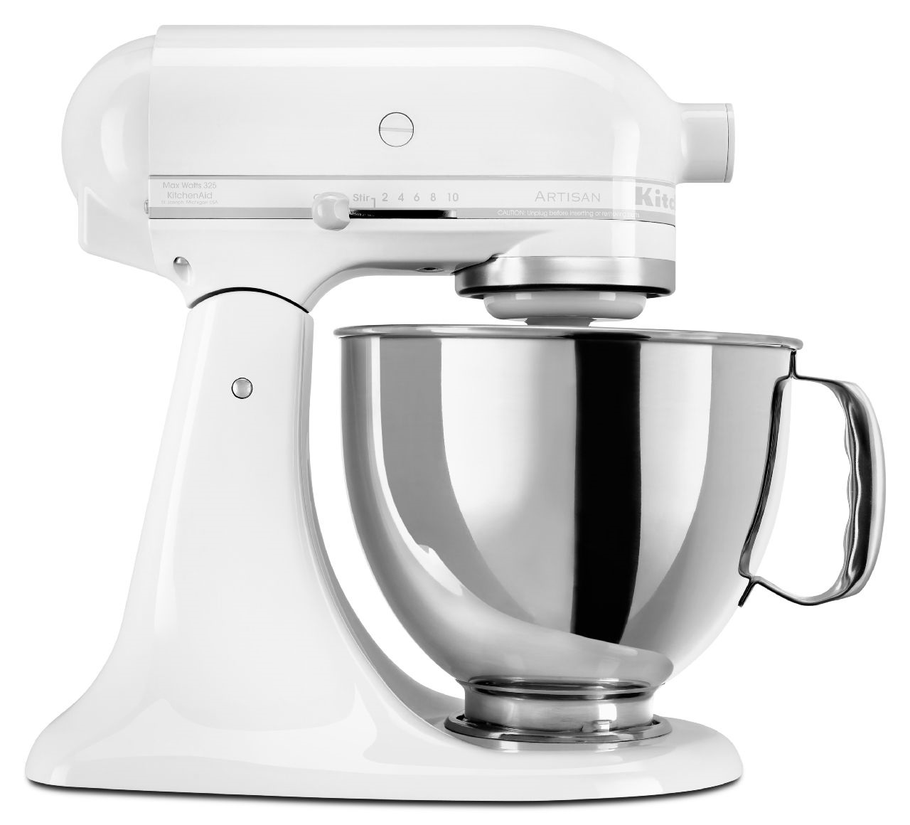 KitchenAid-Refurbished-Artisan-Series-5-Quart-Tilt-Head-Stand-Mixer-RRK150 thumbnail 94