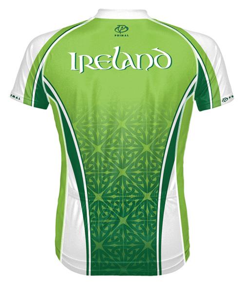 Primal Wear Ireland Cycling Jersey