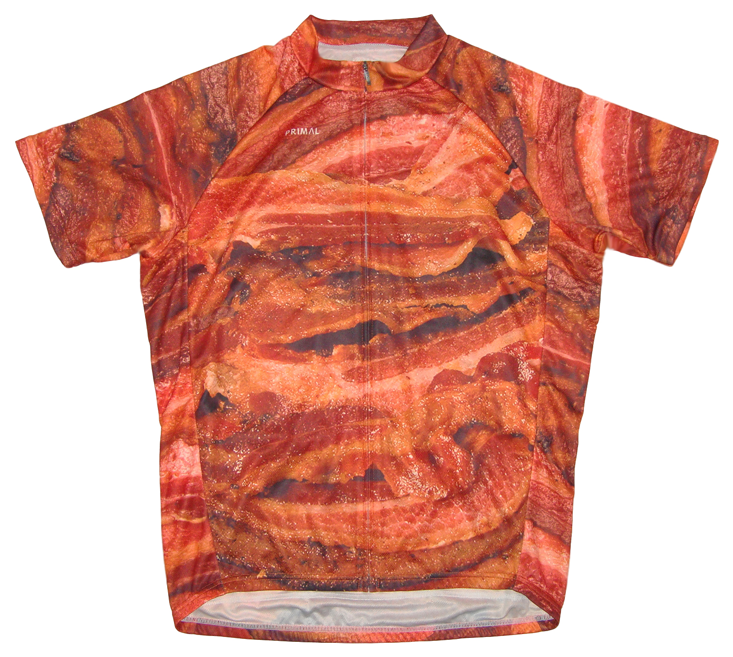 ce14f9df1 Primal Wear Bacon Cycling Jersey Mens short sleeve bicycle bike with DeFeet  sox
