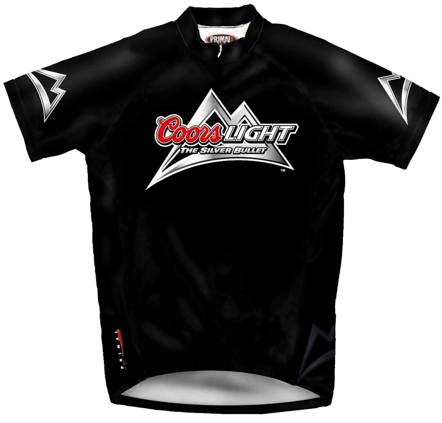2423de16e Primal Wear Coors Light Beer Cycling Jersey Men s Short Sleeve bicycle bike  +sox