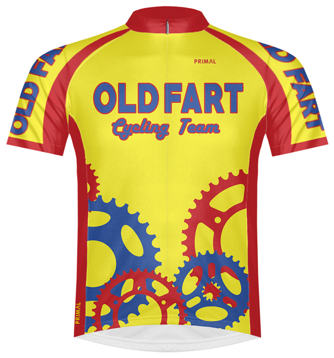 cd9e7abd8 Primal Wear Old Fart Cycling Team Jersey Mens short sleeve bicycle bike +  sox