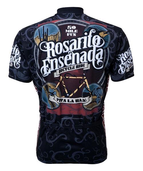 cb569b2c9 Rosarito Ensenada Viva La Baja Bicycle Ride Cycling Jersey World ...
