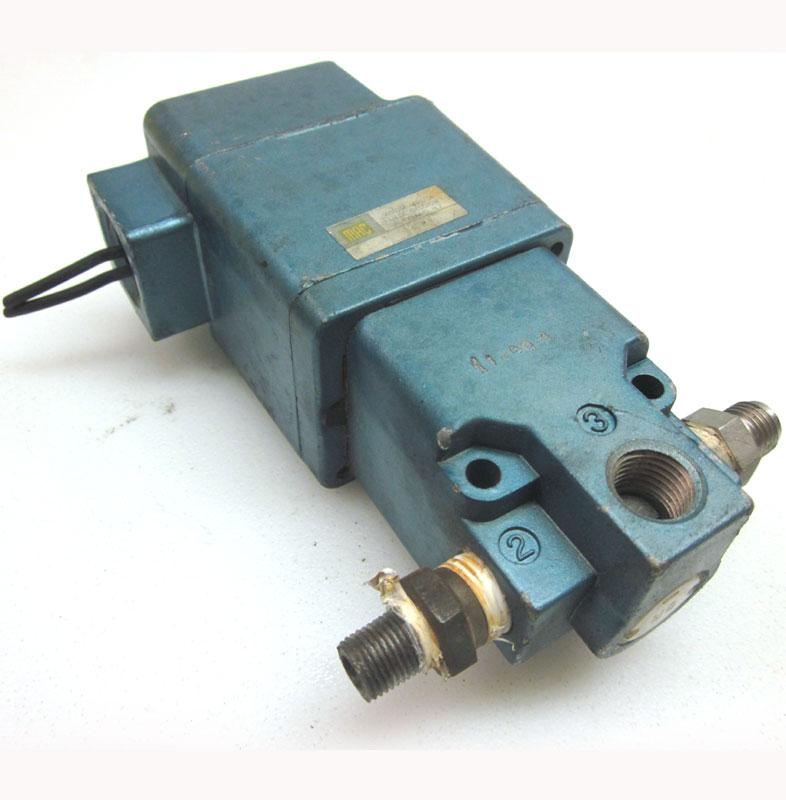 mac valves 275b 110ea pneumatic valve for industrial. Black Bedroom Furniture Sets. Home Design Ideas