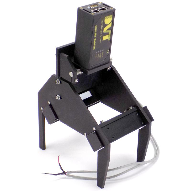 DVT Cognex SmartImage Sensor 630-C3E40 Machine Vision Camera w/2 LED