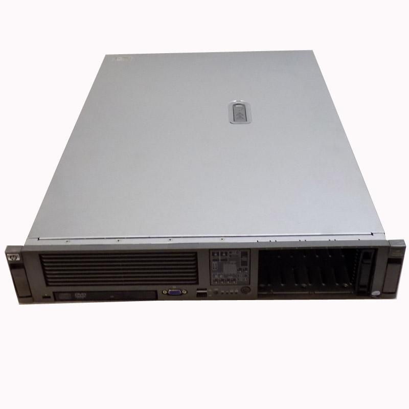 HP ProLiant DL380 G5 Server 2x XEON QC 5410 2.3GHz 32GB RAM 2x146GB SAS