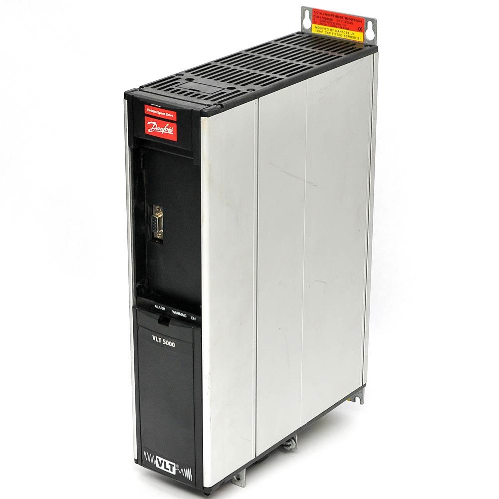 danfoss vlt 5000 vfd variable ac motor drive 5 5kva 3phase 380 500v rh ebay com danfoss inverter vlt 5000 user manual Danfoss VFD Alarm Codes