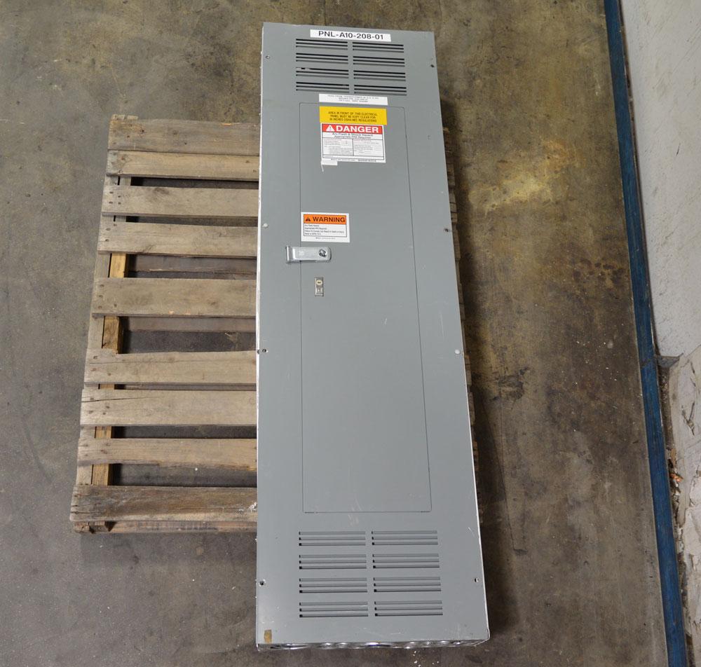 Square D PK9GTA Square D Lighting Panelboard Ground Bar For NQOD Panel Board,