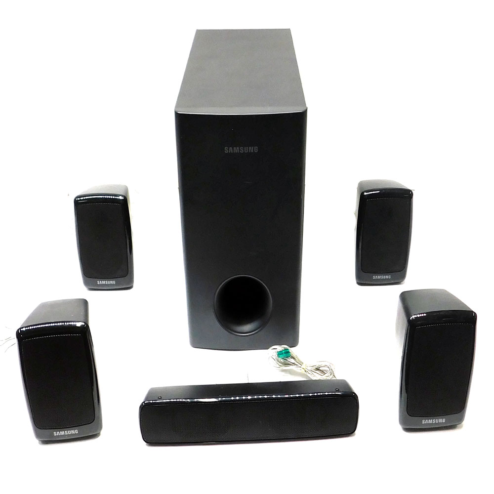 Samsung 5 1 Satellite Speaker System For HT-Z320 Home Theatre System