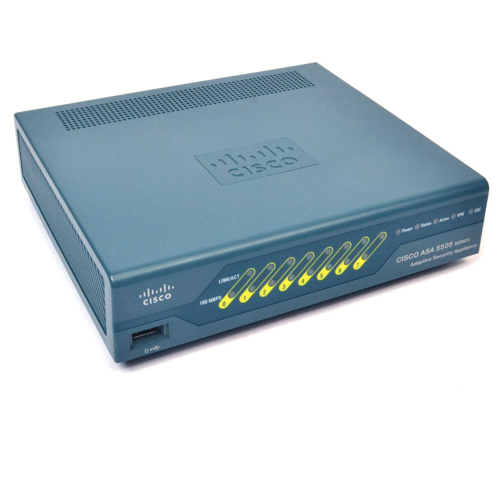 Cisco ASA 5505 Series Adaptive Security Appliance ASA5505 V11-30950