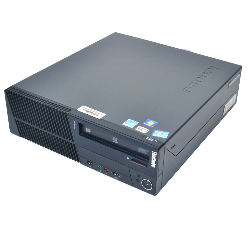 Details about Lenovo ThinkCentre M91p Desktop Intel i5-2400 Quad-Core  3 10GHz 4GB No HDD Small