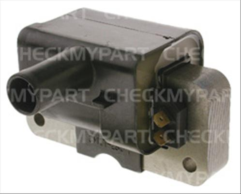 1997 Nissan pathfinder ignition coil #3