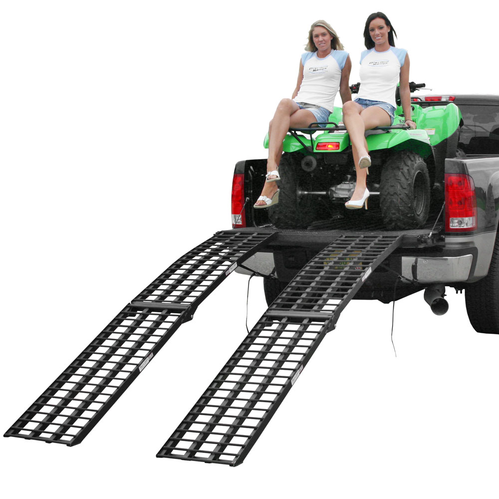 "108"" Extra-Wide ATV, UTV, Golf Cart Loading Ramps 3,000 Lb"