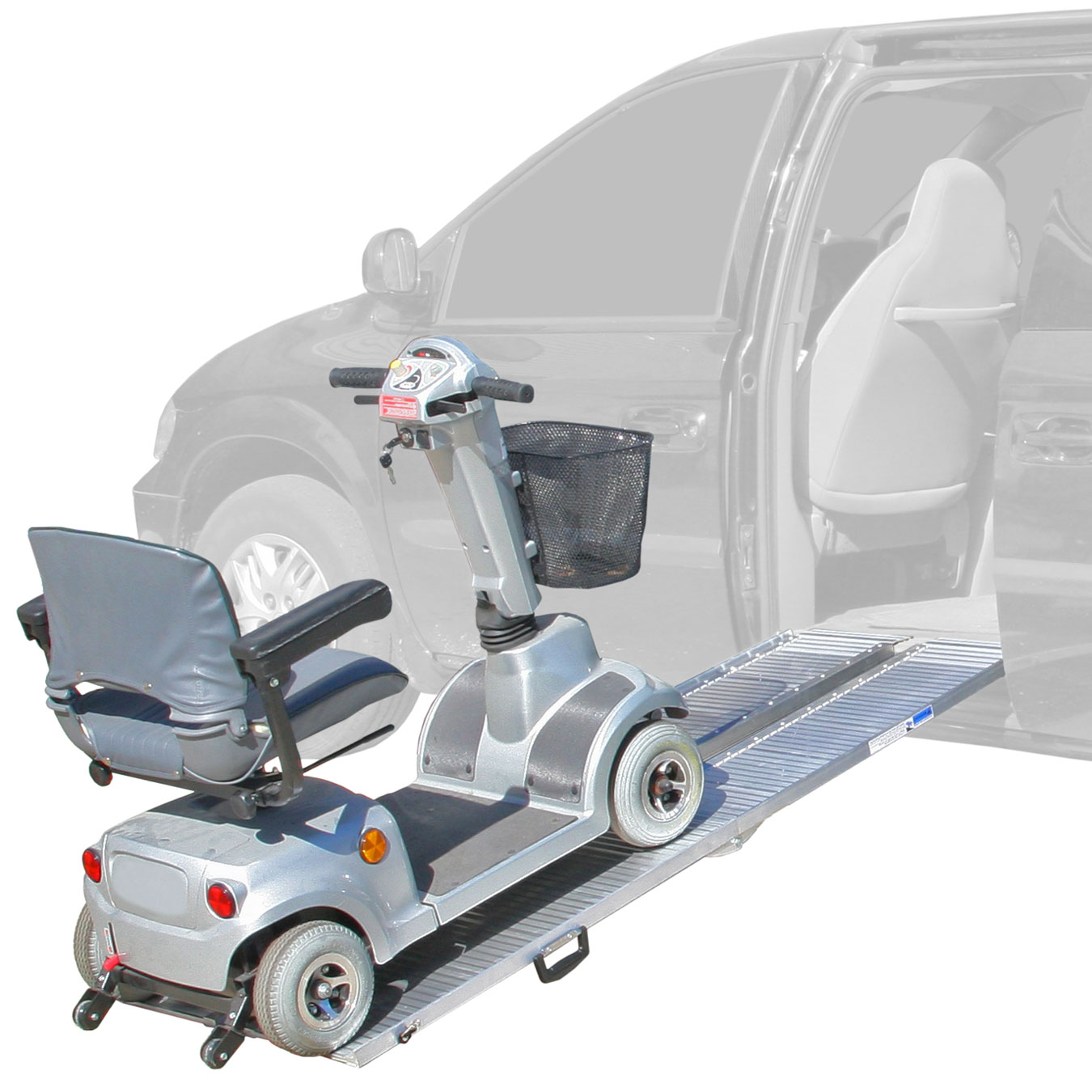 6 Wheelchair Track Ramps Folding Side Door Van Or Curb
