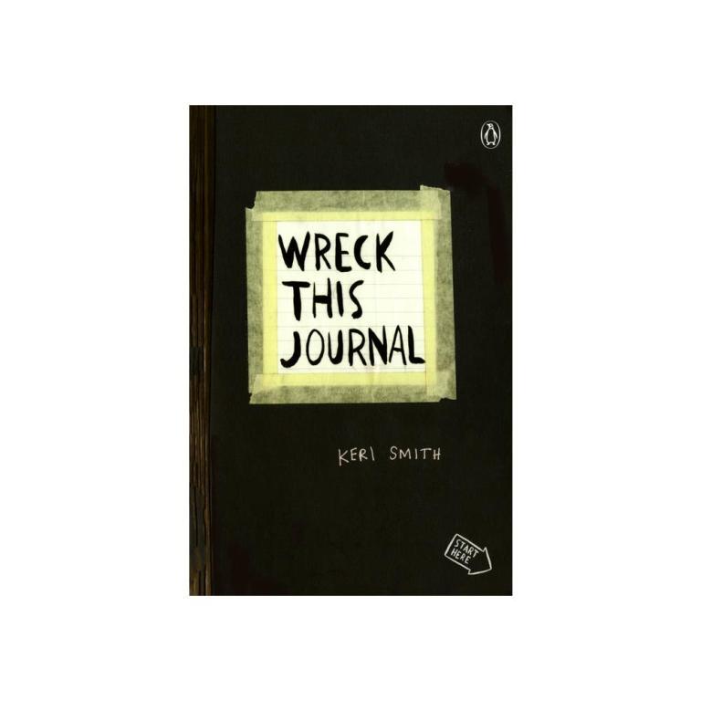 wreck this journal.jpg (768×768)