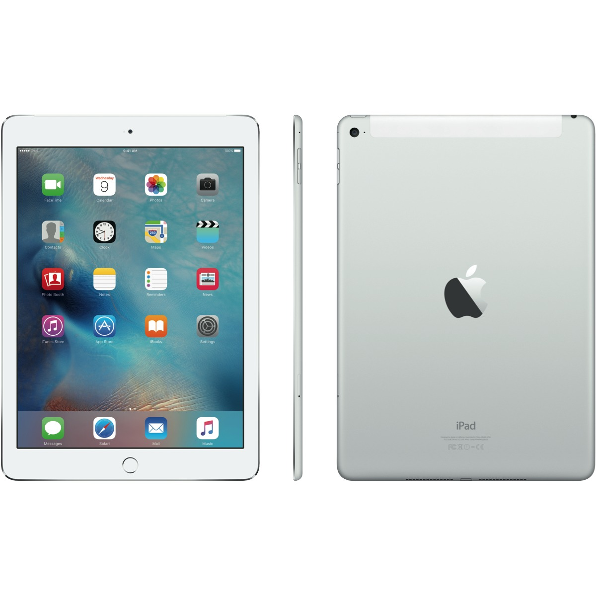 brand new verizon apple ipad air 2 mh2v2ll a 16gb wi fi. Black Bedroom Furniture Sets. Home Design Ideas
