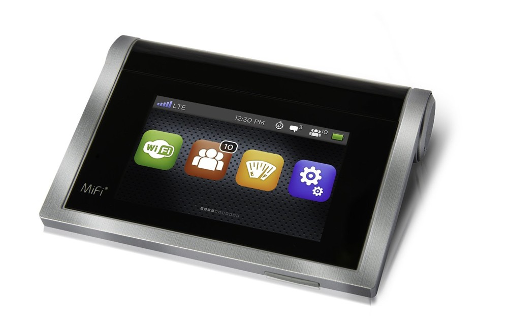 mifi 5792 liberate at t 4g lte touchscreen mobile broadband hotspot new ebay. Black Bedroom Furniture Sets. Home Design Ideas