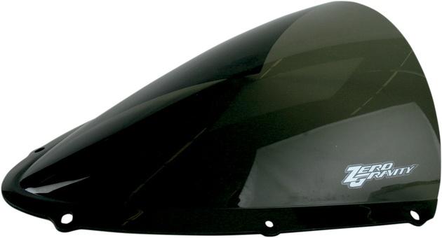 Zero Gravity Smoke Corsa Windscreen 2008-10 Suzuki GSXR 600 750