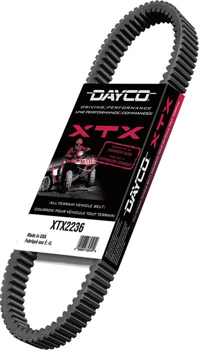 Grizzly 660 Replaces 5KM-17641-01-00 Dayco XTX Drive Belt for Yamaha Rhino 660