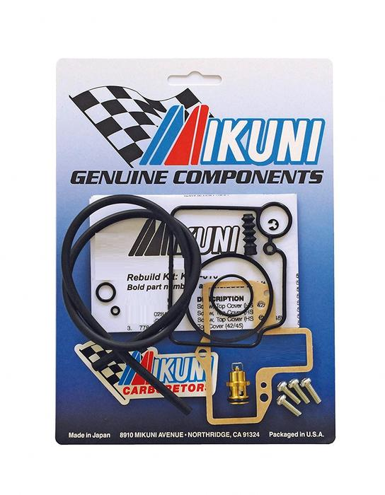 Mikuni Hs40 And Tm40 Carburetor Rebuild Kit Khs Manual Guide