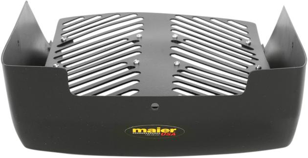Carbon Fiber Look Maier Mfg Radiator Cover Color Carbon 18959-30
