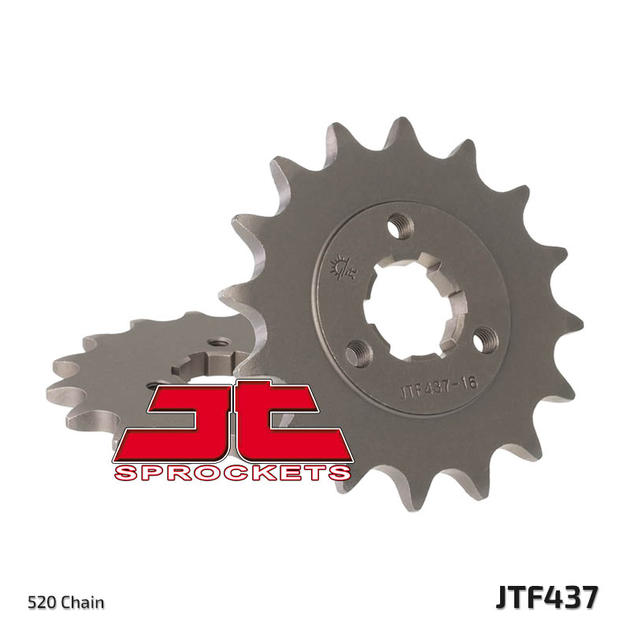 JT 520 O-Ring Chain 14-46 T Sprocket Kit 70-5235 For Suzuki DR650SE