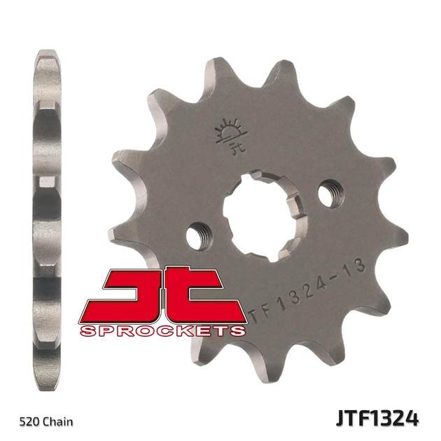 14T JTF1324.14 JT Sprockets Steel Front Sprocket
