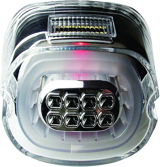Pathfinder Headlight LED Bulb Kit #HFBS13 Harley Davidson Dyna