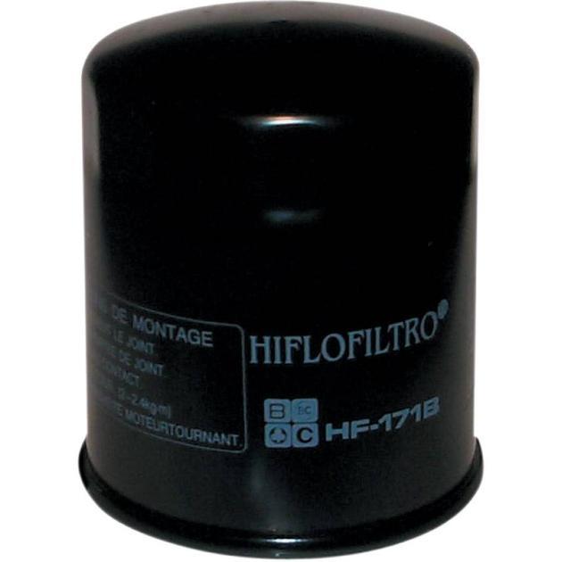 HIFLO BLACK OIL FILTER FITS HARLEY DAVIDSON FLD SWITCHBACK 2012-2013