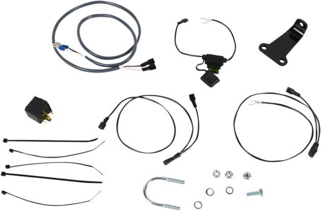 Rivco Magnum Electric Horn Hardware Kit  Eh220 Honda