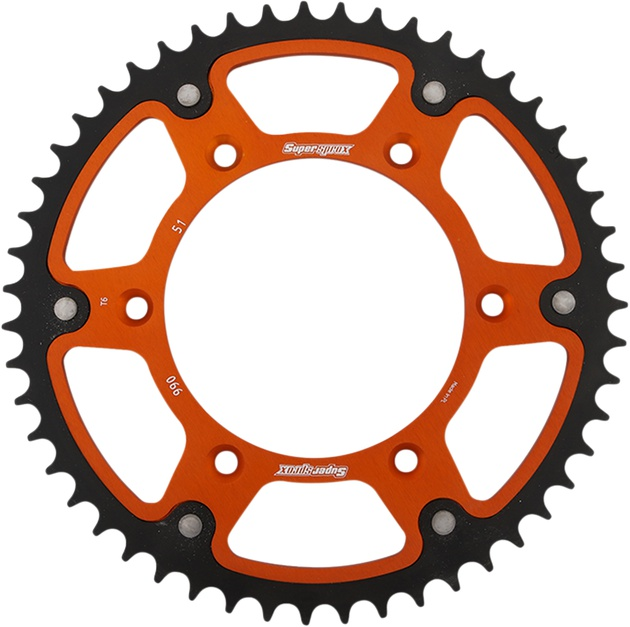 47T JT REAR SPROCKET FITS HUSQVARNA 450 TE 2007-2010