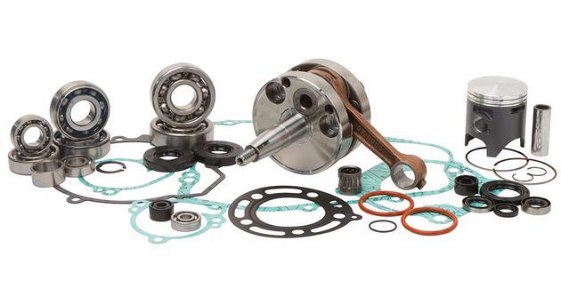 Kawasaki KDX 200 1989-1994 Engine Rebuild Kit Con Rod Mains Piston Gaskets Seals