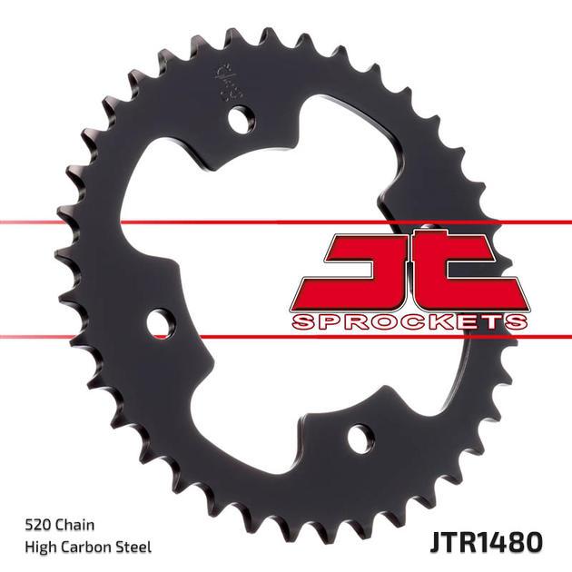 JT Sprockets Steel Rear Sprocket 38T JTR1480.38