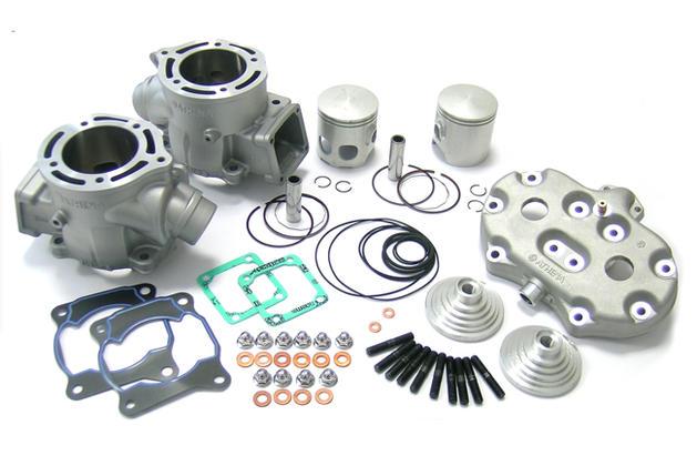 Athena Big Bore Pistons Ring Kit 67.95mm 67.95 mm 392cc Banshee YFZ350 YFZ 350
