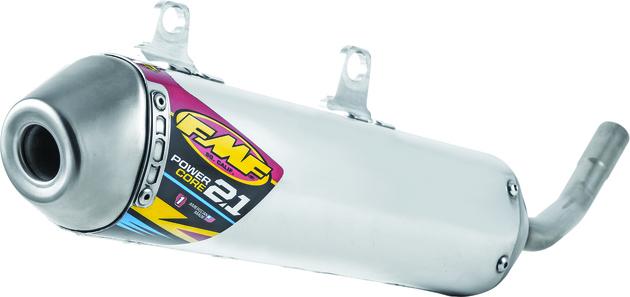 Powercore 2.1 Slip On Exhaust Silencer FMF 025230 For 13-19 Beta 250 RR 2T