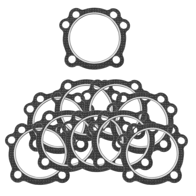 Ss Head Gasket 3 58 Bore 045 Thick 10 Pack 93 1052 Harley